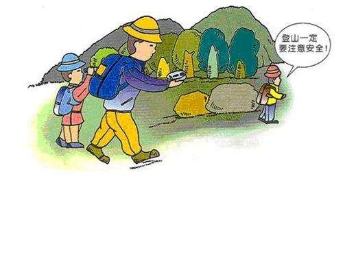 户外旅行(登山、露营、徒步)时候迷路了,该怎么办?