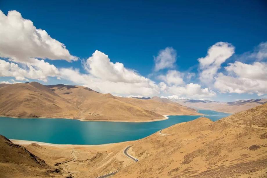 阿里北线和大北线,【无阿里,不西藏】阿里以北,观光路线.