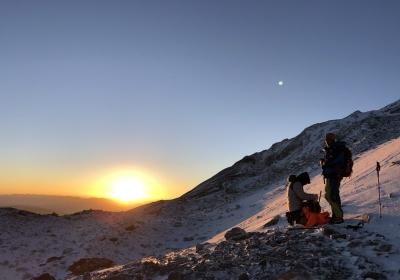 哈巴雪山——雪和梦飞舞的地方