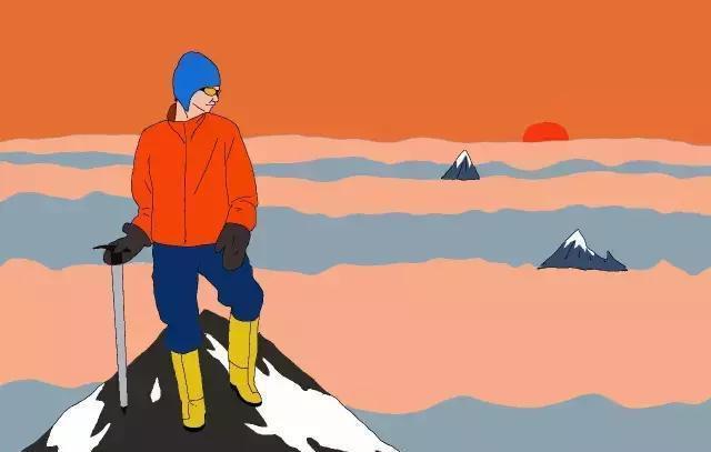 登山,为什么要选择摸黑起床,凌晨出发?